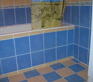 как устранить засор в ванной