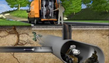 Видеодиагностика канализационных труб
