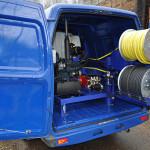 чистка труб наружной канализации гидродинамическим способом