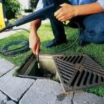 промывка канализации загородного дома, коттеджа